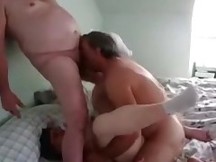 Superlatively good Homemade movie with Bisexual, Cunnilingus scenes