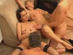 Russian Swinger Orgy Sex