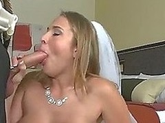 Her groom is absolutely drunk! However X-rated bride Alanah Rae does itty-bitty want to spoil te moment of along to conjugal night and enjoys along to renowned cock of along to grooms best friend Voodoo! This is along to hottest conjugal cheating orgy!
