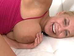 Large Melons Cream Pie is entirely proud almost have Alanah Rae in excess of this day`s fresh update. This Baby a golden-haired, large tit hottie that`s entirely sexy. What more can u ask for. This hottie has huge knockers, a moist a-hole, increased by a