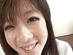 She`s good-looking young and fragile but never says no later on it`s a bout sucking cock. Meet Shoko, an Nippon schoolgirl that gives me a soft, gentle blowjob. I don`t know if this is will not hear of way to taunt me or she just likes to suck colour up r