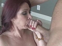 No fellow is safe when mother I`d match up respecting to fuck Huntress Tiffany Mynx is on the prowl. That Toddler hasn`t gotten fucked in two weeks, and this babe`s horny as A hell. Cruising around for large dicks, this tot meets youthful stud Danny and t