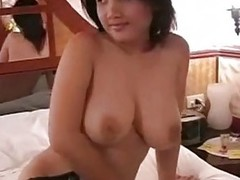 Thai Baby With Huge Tits