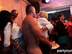 Spicy nymphos get completely insane and naked at hardcore pa