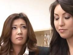 Gangbanging These Twosome Japanese Hostages