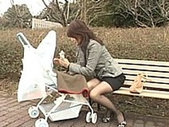 Unconforming jav be useful to Japanese flasher gets some part5