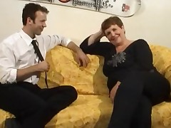 Fat woman gets fucked 3
